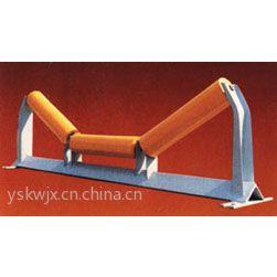 供应调心、V形、螺旋、摩擦等托辊及各种型号类型