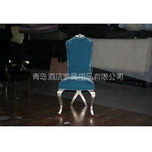 供应青岛酒店桌椅厂 专业定做批发酒店桌椅 电动桌 卡座沙发 欧式实木餐椅 咖啡椅子