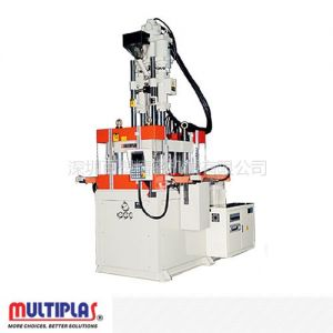 供应V4-S-LSR百塑立式液态硅胶注塑机