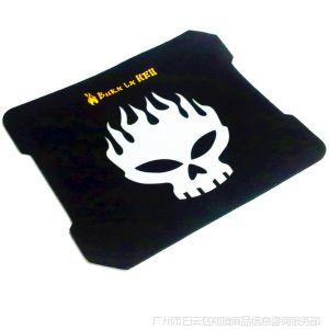 供应X7 地狱火 游戏 鼠标垫 加厚型300*250*5MM G8550