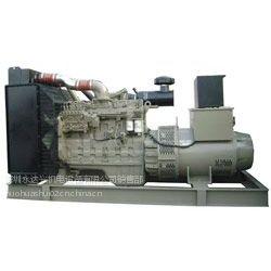 供应机组型号 柴油机型号 标定功率 额定转速