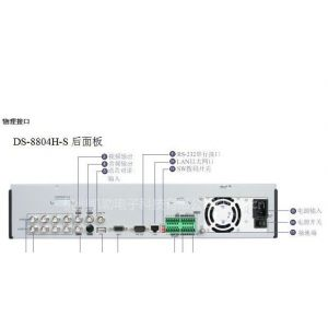 供应4路海康硬盘录像机 DS-8804H-ST DS-8104H-S DS-8004H-S