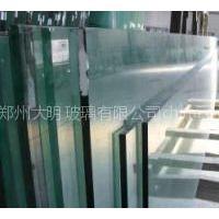供应汽车展厅玻璃设计安装15mm19mm平弯钢化玻璃