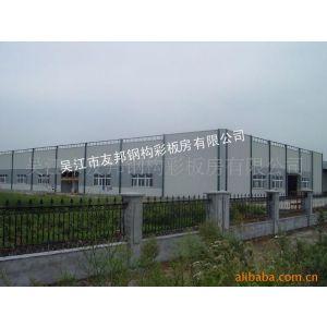 供应各种跨度钢结构厂房/专门设计安装