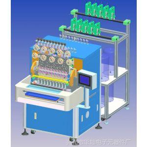 l供应高品质 【厂家直销】 优质  自动一体绕线包胶机