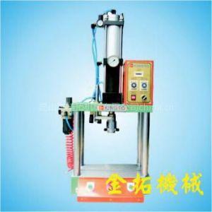 供应KTZD-四柱增压压床 增压冲床 气动压力机