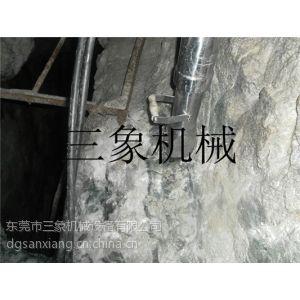 供应矿山施工用什么设备好 请用液压劈山机