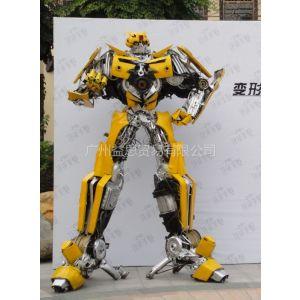 大型变形金刚展示机器人出租