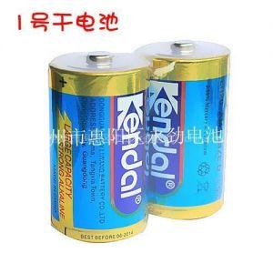 供应1号碱性电池制造商 12000MAH高容量 34.2*61.5参数