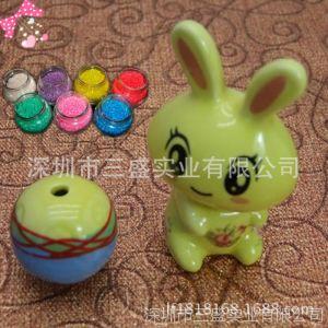 三盛快乐兔固体香珠空气清新剂 水晶香珠30个香味可贴牌加工小赠品