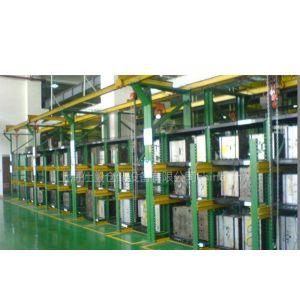 仕毅供应【重型模具架]单层2吨的开式抽屉式模具架