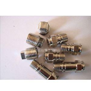 供应不锈钢软管接头不锈钢冷镦接头不锈钢水管接头