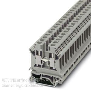 供应菲尼克斯直通式接线端子UK 6 N