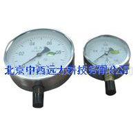 现货促销 供应弹簧压力表 直径60 中国 型号:41M/YN60 库号:M287338 中西