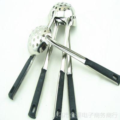 E1200 一元仙鹤漏勺 火锅勺 汤勺漏勺 勺子  一元两元货源