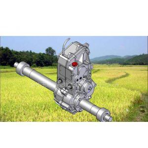 供应收割机专用金豹牌无级变速箱总成