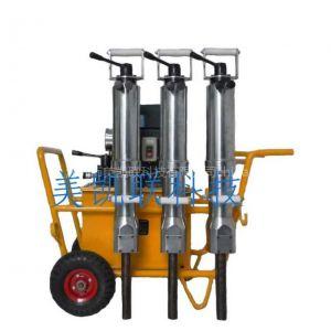 供应美凯联液压劈裂机拆除设备专利产品