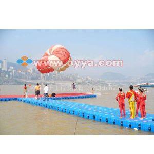 水上浮动跳伞平台 浮动舞台