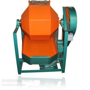 供应工件如何机械化研磨去毛刺,抛光?TB120L滚筒式光饰机能帮你!
