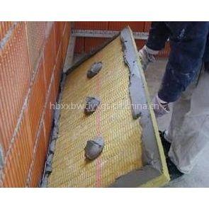 供应高密度防水岩棉板价格(岩棉保温板)外墙防水岩棉板