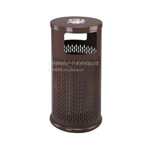 供应优质户外垃圾桶 果皮箱,环卫垃圾桶 分类垃圾桶 钢木垃圾桶