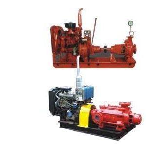 供应XBC型柴油机消防泵组