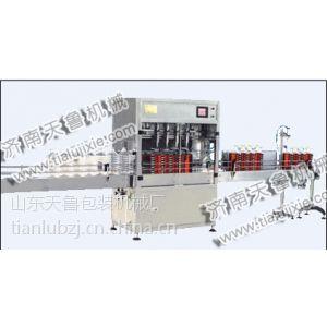 供应豆油灌装机 花生油灌装机 调和油灌装机