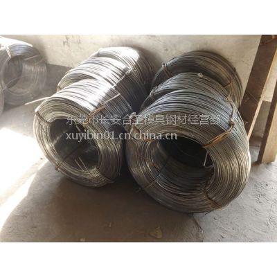 轴承钢100CrMn6圆棒/板料/线材