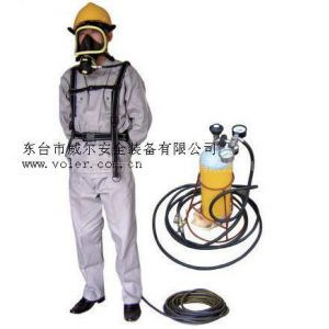 供应气瓶式长管呼吸器