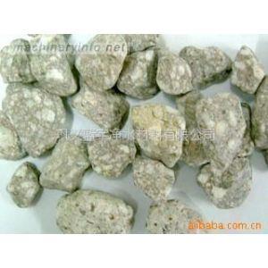 供应河南麦饭石滤料生产厂家 蓝宇麦饭石滤料价格