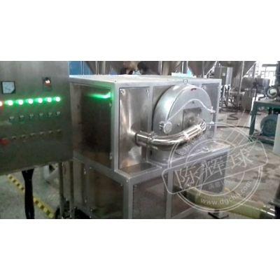 陈辉球蒸粒式直条干粉设备持续生产能力超强