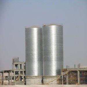 供应【浩天】大型焊接钢板仓材质好 大型焊接钢板仓厂家龙头企业