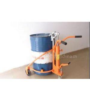 供应厂家直销油桶车,油桶夹,油桶搬运车 手动油桶车