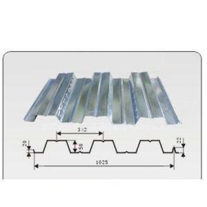供应:YX1025型楼承板,热镀锌钢板