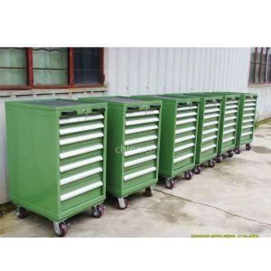 供应厂家生产肇庆维修车间多抽屉重型工具车