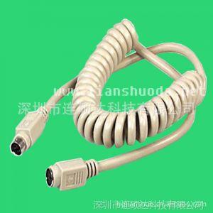 供应工厂直销按摩仪弹弓线伸缩线 医疗设备螺旋线 曲线