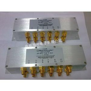 供应MINI-circuit 1分12功分器 ZFSC-12-1