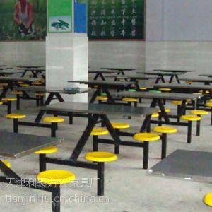 供应天津餐桌椅厂家直销,食堂职工餐厅餐桌椅批发