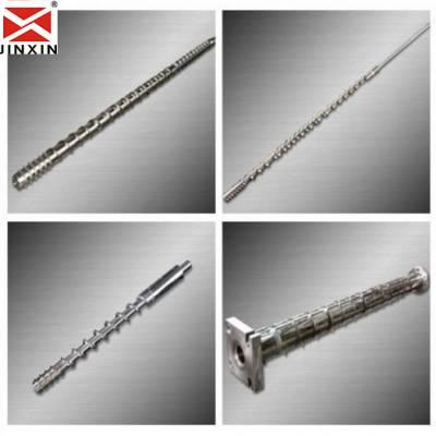 供应塑料型材挤出机螺杆,PVC电缆料造粒机螺杆,鑫***,口碑