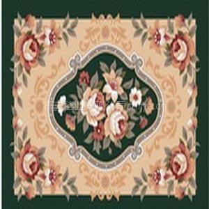供应印花块毯