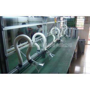 供应深圳烙铁焊接除烟设备