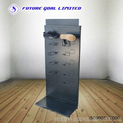 (出口品质)专业生产金属鞋子展示架,品牌店鞋子展示架