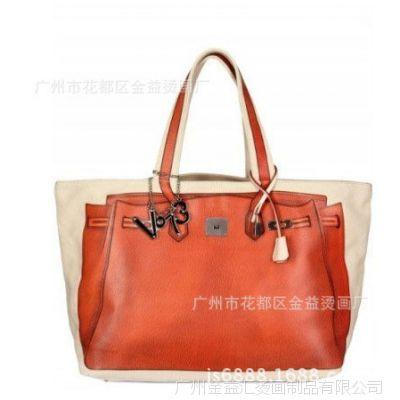 广州实力烫画生产厂家直供女包烫画 服装时尚潮流 高质低价 出货快