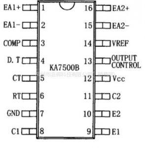 厂家热销KA7500B DIP-16集成电路IC现货无铅环保