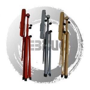 供应HBK-01B型彩色乐谱架 彩色U型款折叠小谱架 和必括乐器配件