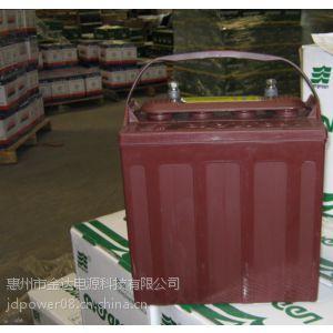 供应8V电动高尔夫球车电瓶电动车蓄电池