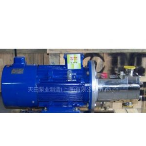 供应凸轮转子泵