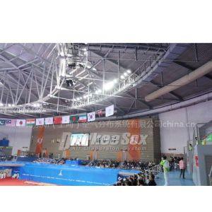 供应亚运会场馆用布风管