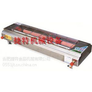 供应安庆烧烤机安庆冰淇凌机安庆红豆饼机捷特食品经销