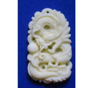 供应牦牛骨雕,骨雕工艺品,原色骨雕